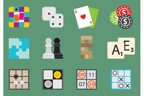 Board Games Icons - Download Free Vector Art, Stock ...