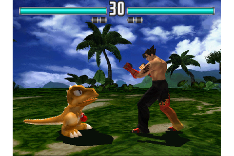 free games: Tekken 3 for PC Highly Compressed (28 MB)