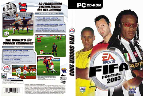 ultigamerz: FIFA 2003 PC Game Download Full Version