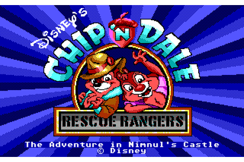 Disney's Chip 'N Dale Rescue Rangers: The Adventure in ...