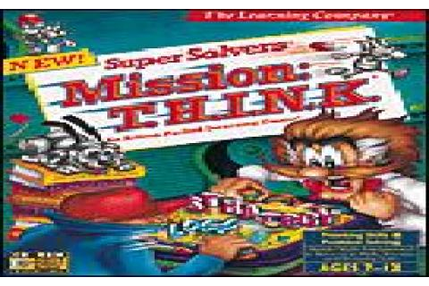 Super Solvers Mission: T.H.I.N.K. download PC