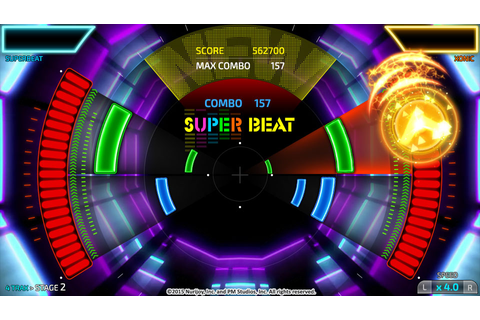 DJMax successor Superbeat: Xonic coming to North America ...
