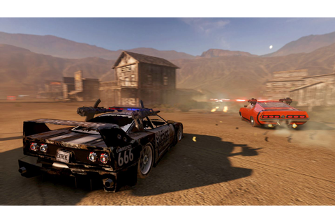 Review: Gas Guzzlers Extreme (Microsoft Xbox One ...