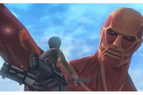 CONTACT :: Attack on Titan: Humanity in Chains full game ...