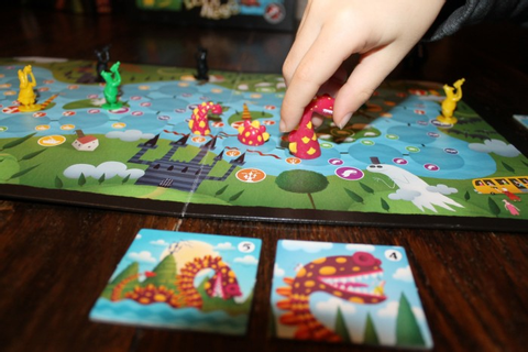 { Review } Loch Ness van The Game Master - Go or No Go