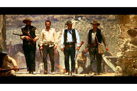 The Wild Bunch - Fan Made - YouTube