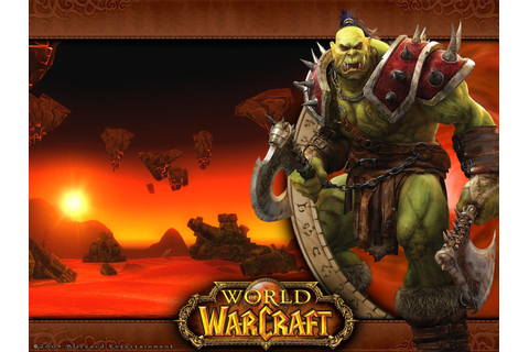 Games Mania: World of Warcraft Game Wallpapers