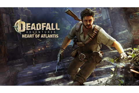 Deadfall Adventures: Heart of Atlantis Game | PS3 ...