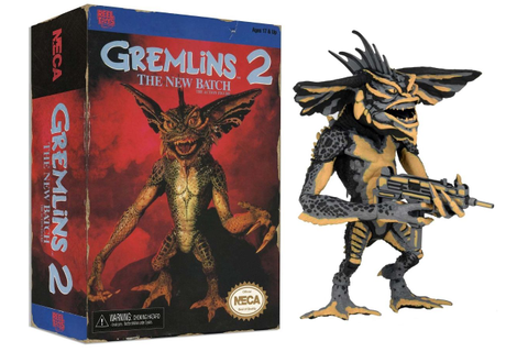 Gremlins 2 - The New Batch - Mohawk - Video Game - Neca ...