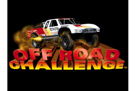Off Road Challenge - Arcade Playthrough - YouTube