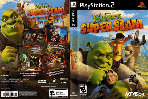 Download Game Shrek Super Slam PS2 Full Version Iso For PC ...