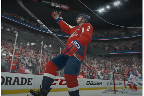 EA Sports reveals details about new NHL 21 video game