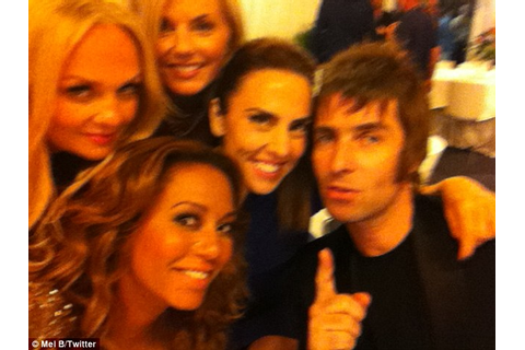Liam Gallagher And The Spice Girls Party Till Dawn After ...