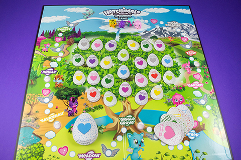 Hands on With the Hatchimals CollEGGtibles EGGventure Game ...