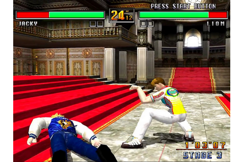 Virtua Fighter 3 Download