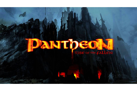 Pantheon Rise of the fallen - YouTube