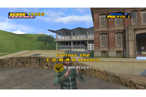 Tony Hawks - Pro Skater 4 Download Game | GameFabrique