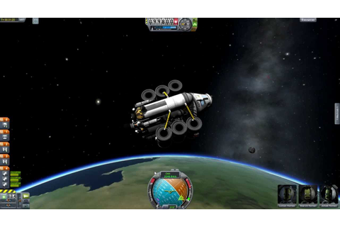 Kerbal Space Program - Travelling To Other Planets ...
