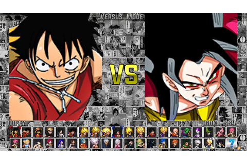 J-Stars Victory VS Mugen - Download - DBZGames.org