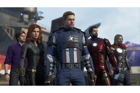 Marvel's Avengers Official Gameplay Footage Released ...