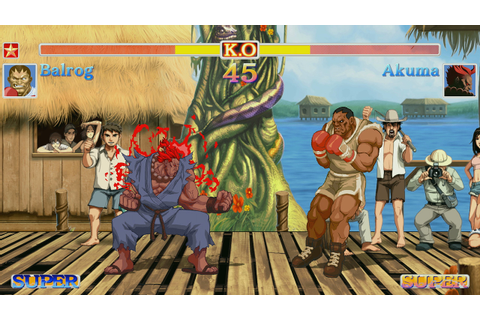 Ultra Street Fighter II: The Final Challengers review: No Hado