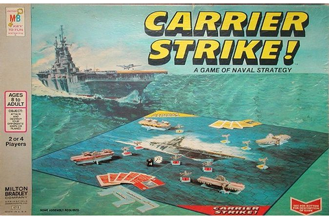 Carrier Strike: One of the better generic simple wargames ...
