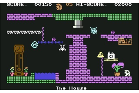 Monty on the Run (Commodore 64) Game Download