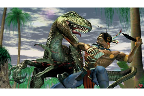 Rumor: Turok: Dinosaur Hunter remake is in the works | PC ...