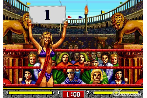 Toughman Contest Screenshots, Pictures, Wallpapers - Sega ...