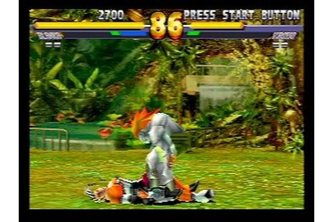 PC Games: Street Fighter EX-2 Plus