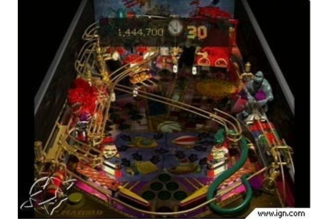Pro-Pinball: Fantastic Journey Screenshots, Pictures ...