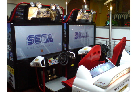 Sega Rally 3 2008 Arcade Game by KDN2197 on DeviantArt