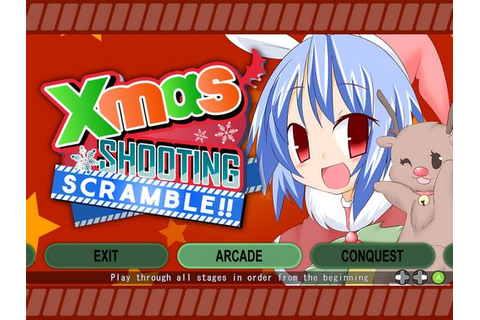 Xmas Shooting - Scramble!! Torrent « Games Torrent