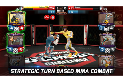 MMA Federation-Fighting Game - Android Apps on Google Play