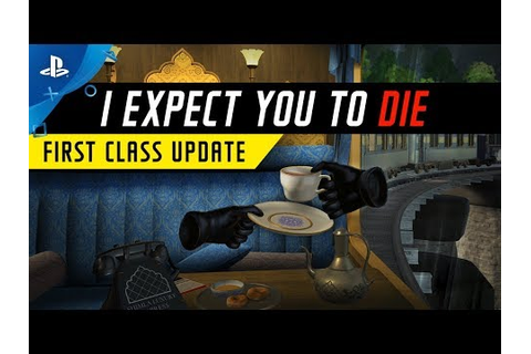 I Expect You To Die Game | PS4 - PlayStation