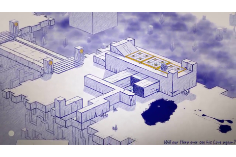 Inked Gameplay walkthrough part2 (Pc game) - YouTube