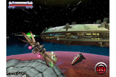 Star Wars Battlefront: Elite Squadron forced onto DS/PSP