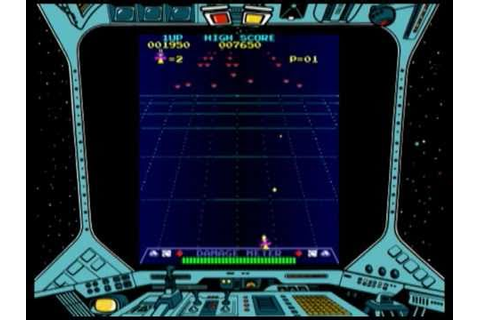Coin-Op Games 1980 - Radar Scope (Nintendo) [MAME] - YouTube