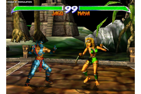 Killer Instinct Gold (USA) N64 / Nintendo 64 ROM Download ...