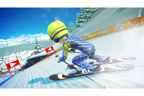 Kinect Sports Season Two: Skiing - Educational Game Review