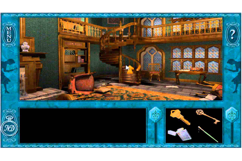 PC Game Walkthrough - Nancy Drew Treasure In The Royal ...