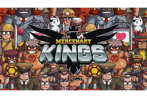 Mercenary Kings PS4 Gameplay - YouTube