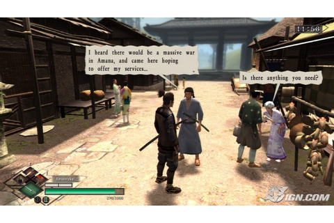 Way of the Samurai 3 Screenshots, Pictures, Wallpapers ...