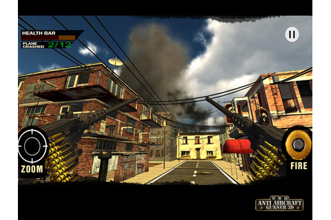 WW2 Anti Aircraft Gunner 3D APK Download - Free Action ...
