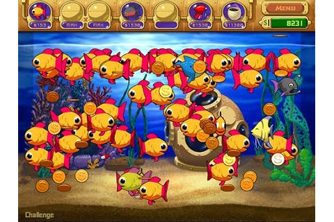 Download & Play game Insaniquarium Deluxe Full - Free ...