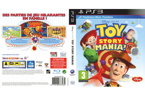 BLES01730 - Toy Story Mania!