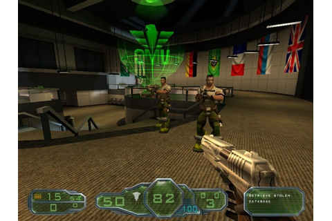 Gore: Ultimate Soldier Download (2002 Arcade action Game)