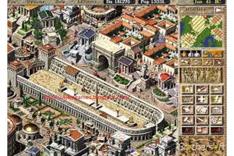 Caesar 3-Free Download Pc Games-Full Version Indir ...