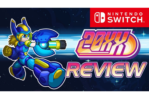 20XX - Nintendo Switch REVIEW - Mega Man X Roguelite - YouTube