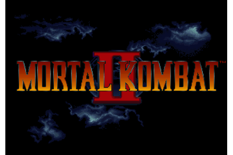 Mortal Kombat II Details - LaunchBox Games Database